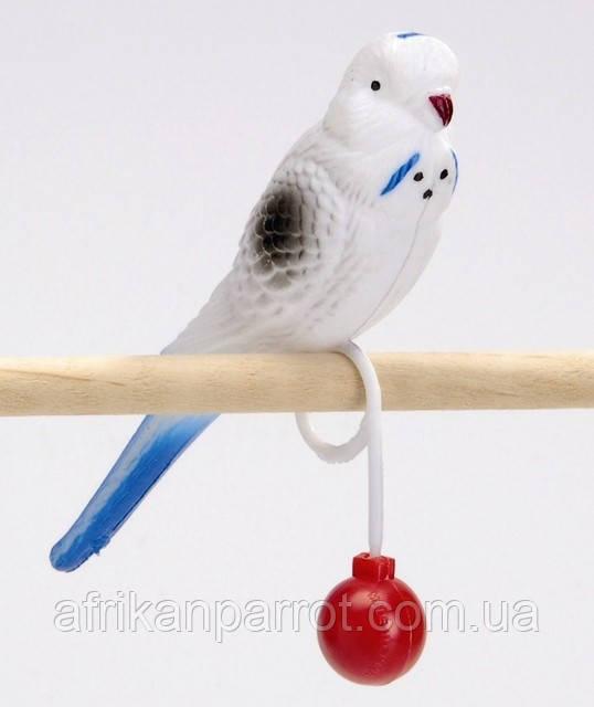 Игрушки для попугаев (НЕВАЛЯШКА)