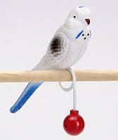 Игрушки для попугаев (НЕВАЛЯШКА), фото 1