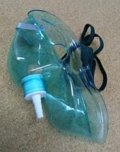 Маска кислородная (для кислородных подушек, концентраторов)