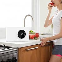 Тихий стильний озонатор-дезінфектор повітря, води, продуктів iTRIM-101 400мг/год