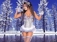 Картинка вафельная,А4 Снегурочка