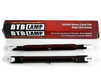 Инфракрасная лампа для обогрева кварцевая BtB175L 175 Вт