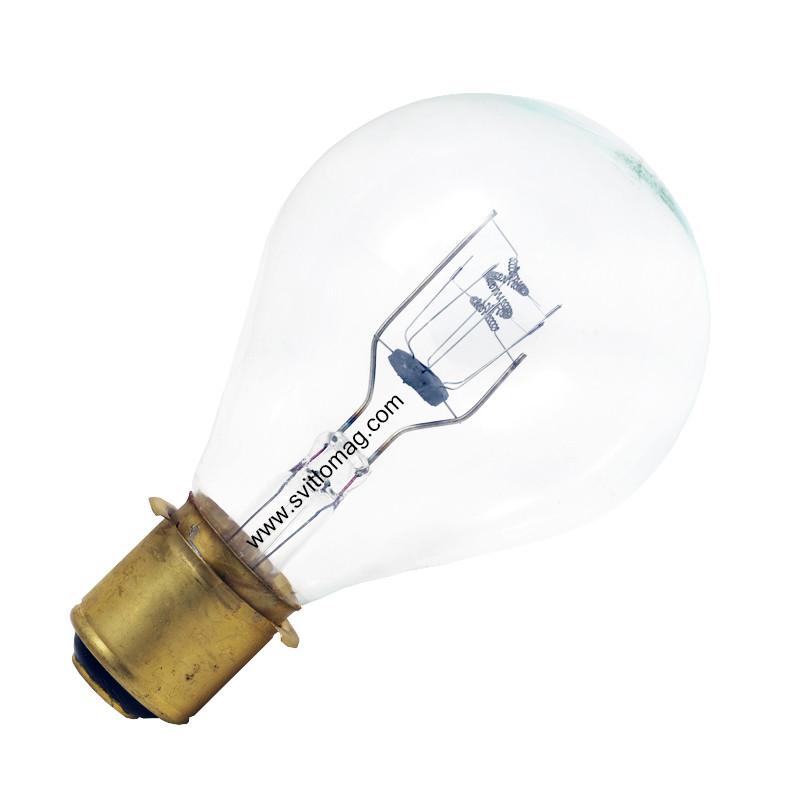 Лампа прожекторная ПЖ 220v - 600w P40s/41 ЛИСМА