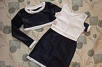 Платье с болеро для девочки. Подросток., фото 1
