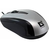 Мышка Defender Optimum MM-140 USB Black Интерфейс: USB.тип сенсора: оптическая.800 dpi