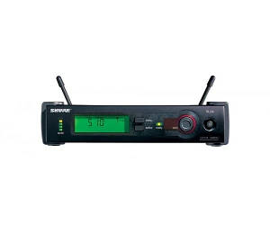 SHURE SLX4EP4 Радіосистема UHF 702-726 MHz, приймач безпровідний