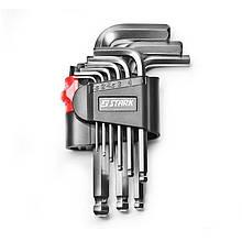 Набір шестигранних ключів Stark 9 одиниць (522001009)