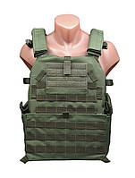 Plate Carrier 6094 У XL Olive