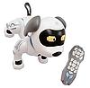 Робот собака на радиоуправлении интерактивная Stunt Dog , свет, звук