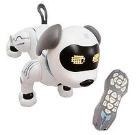 Робот собака на радиоуправлении интерактивная Stunt Dog , свет, звук, фото 1