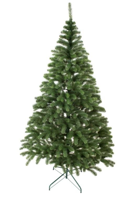 Елка литая Президентская зеленая размеры от 1,5 до 2,5 м