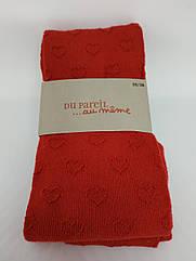 Колготки Dpam красные 35-38