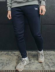 Спортивные штаны Staff navy logo fleece XS