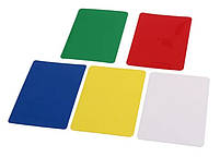 Комплект подрезных (фальш, срезных) карт для покера из 5-ти штук, фото 2