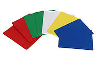 Комплект подрезных (фальш, срезных) карт для покера из 5-ти штук, фото 3