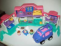 Детский кукольный дом от Fisher-Price