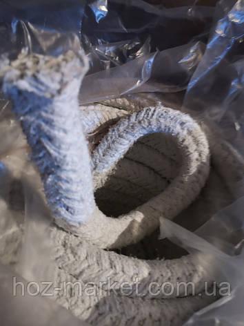 Набивка асбестовая сухая АС 25х25мм для котлов(Россия), фото 2