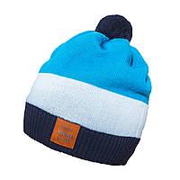 Зимняя шапка и снуд для мальчика TuTu арт. 3-005171 (52-56), фото 1