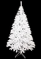 Елка литая Президентская белая размеры от 1,5 до 2,5 м, фото 1