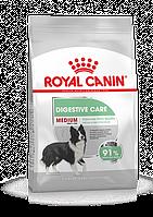 Корм для собак от 11 до 25кг с чувствительным пищеварением Royal Canin Medium Digestive Care 3 кг