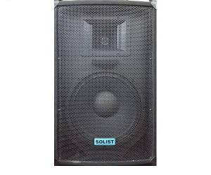 """Акустическая система активная Acoustic Solist SM112D 12""""+1"""" 350 Вт"""