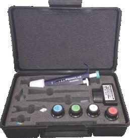 Комплект адаптер Флюоресцеиновая (Fluorescein) ID113 (набір)