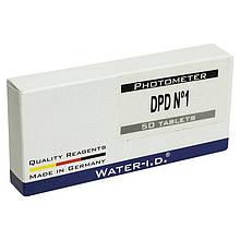 Таб. DPD1 Хлор Своб (50 таб/уп.) (10таб/шт) PrimerLab/Photometer