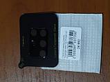 Стекло на камеру Camera  Tempered Glass 3D / 9H  Samsung  A51   2020  (черное), фото 2