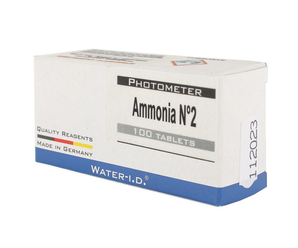 Таб. Ammonia 2 (50 таб/уп.) (10таб/шт) PrimerLab