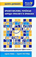 Крилаті вислови укр. народні прислів я та приказки у 100 темах Експрес-допомога