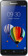 Сенсор (тачскрин) для Lenovo S580 Original Black
