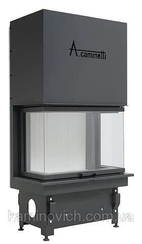 Каминная топка A.CAMINETTI CRYSTAL 70 MAX