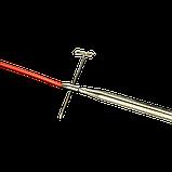 Спицы съемные стальные ChiaoGoo 10 см 7 мм, фото 2