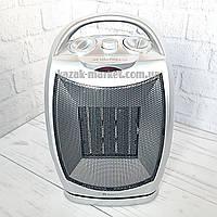 Электрообогреватель дуйка DOMOTEC MS-5905 1500Вт / Электрический тепловентилятор / Дуйчик / Вентилятор