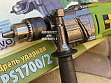 Ударная электрическая дрель Procraft PS1700/2, фото 4