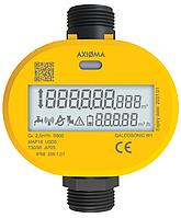 Ультразвуковой счетчик воды QALCOSONIC W1 20-4.0 (dy 20) со встроенным радиомодулем AXIS (Литва)