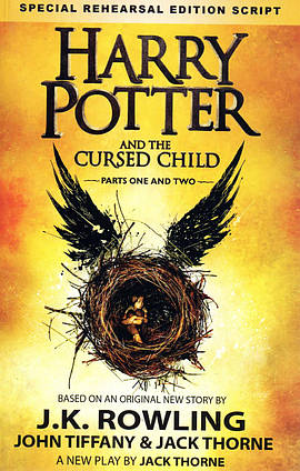 Harry Potter and Cursed child. J. K. Rowling