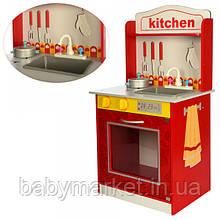 Кухня детская деревянная Bambi MD 1207