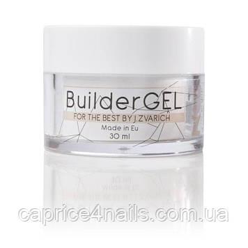 BuilderGEL Clear прозорий, JZ, 30 мл