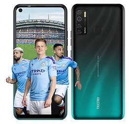 Смартфон Tecno Spark 5Pro 4/64GB Ice Jadeite MediaTek Helio A25 5000 мАч