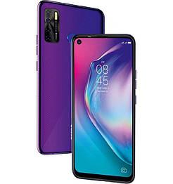 Смартфон Tecno CAMON 15 4/128GB  Fascinating Purple Mediatek MT6762 (Helio P22) 5000 мАч