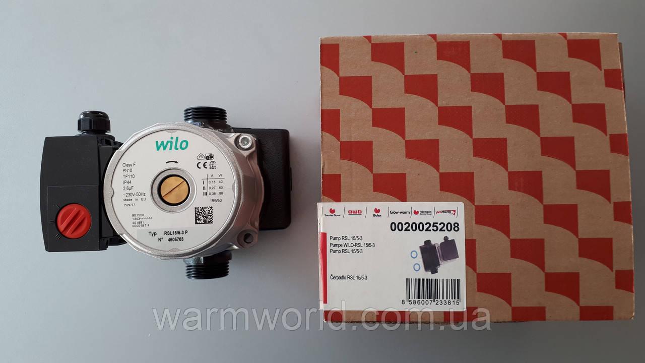 0020025208 Насос Wilo RSL15/5-3 Protherm