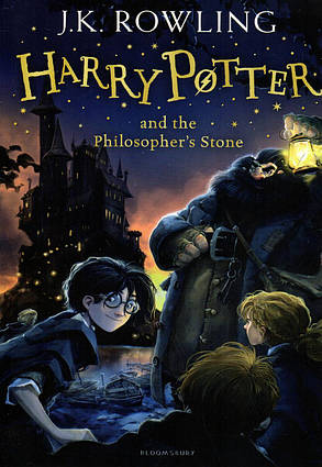 Harry Potter and the Philosophers Stone. J. K. Rowling