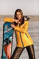 Женский лыжный костюм на синтепоне подкладка овчина с 42 по 46 размер, фото 1