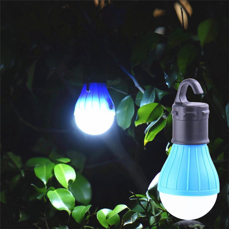 Лампа кемпинговая аккумуляторная (аварийное освещение)