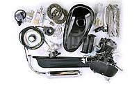 Веломотор комплект для велосипеда (дырчик) двигатель Ф80
