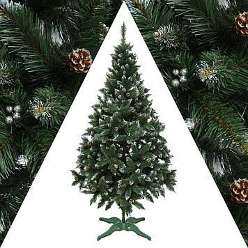 Ель искусственная Элит 2.2м Ель новогодняя Рождественская с шишками
