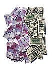 Хлопушка EURO DOLLAR 30 CM, фото 5