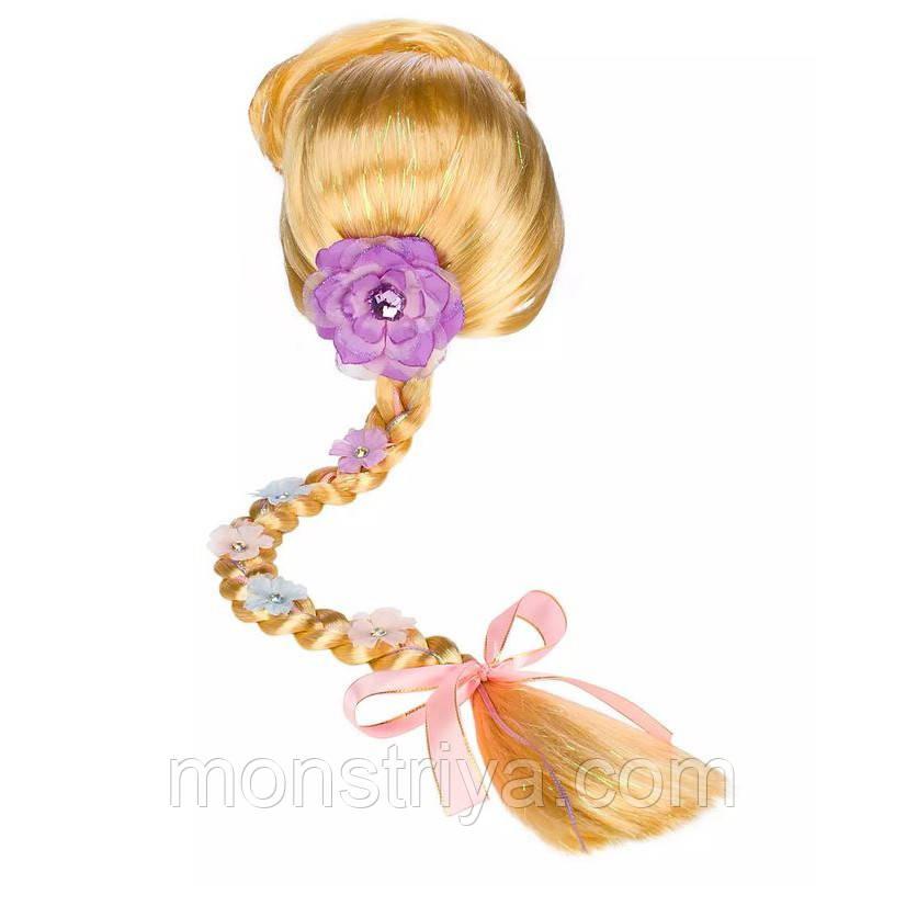 Парик,коса принцессы Рапунцель! Оригинал Disney