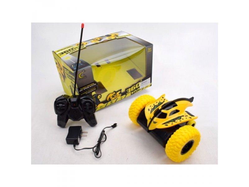 Машина радіо. акум. трюкова LC999-X14